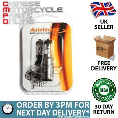 Autolamps Halogen Headlight Bulb BA20D 35/35w (BULB022A)