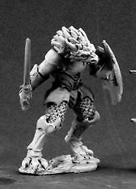 Reaper Miniatures Dark Heaven Legends 03463 Golanth, Half Dragon