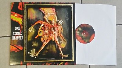 Coil – Astral Disaster - (1999) LP Repress