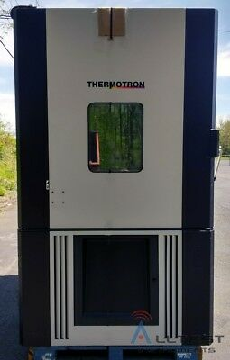 Thermotron SE-2000  Environmental Chamber, Cascading Dual 20HP Compressors