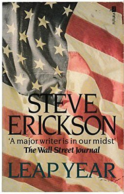 Leap Year by Erickson, Steve Paperback Book The Fast Free Shipping