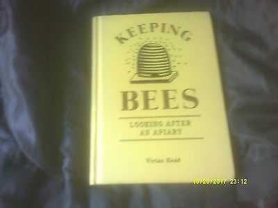 Keeping Bees Book - Looking After An Apiary, Techniques, Bees, Equipment, Hives