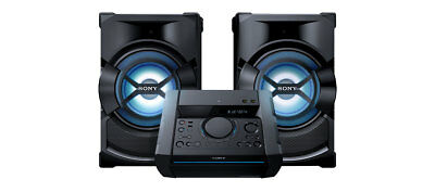 Sony Shake X1D High Power Music System In Black