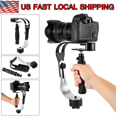 Handheld Camera Stabilizer Video Steadicam Gimbal For DSLR Camera Camcorder NEW