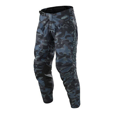 2018 Troy Lee Designs TLD Mens GP Cosmic Camo Gray Pants MX ATV Moto 2070129