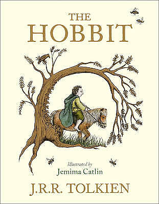 The Colour Illustrated Hobbit, Tolkien, John Ronald Reuel