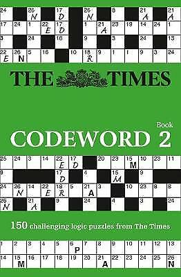 The Times Codeword 2, Puzzler Media