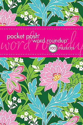 Pocket Posh Word Roundup 5, The Puzzle Society