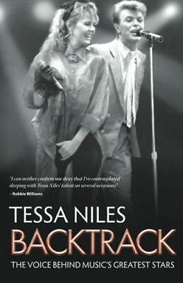 Backtrack: The Voice Behind Music's Greatest Stars by Tessa Niles   Paperback Bo