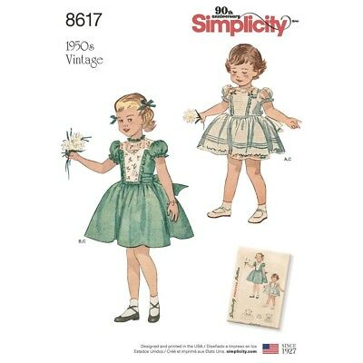 SEWING PATTERN MAKE BabyToddler DressPanties Vintage 60's Style Extraordinary How To Make Sewing Patterns