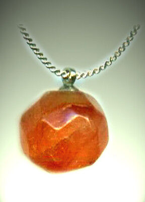 Genuine Ancient Roman Handcrafted Carnelian Gemstone Pendant 100 AD