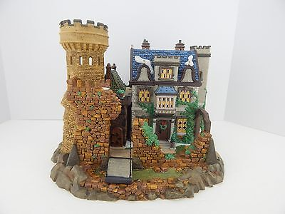 Dept 56 Dickens Village Sheffield Manor #58493 Has light cord and Box/Sleeve