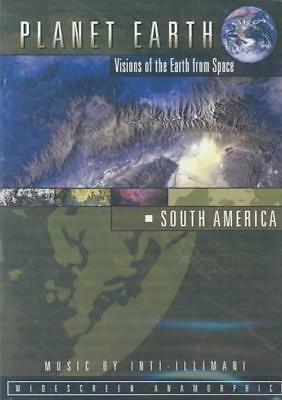 Planet Earth: Visions Of The Earth From Space - South America New Dvd