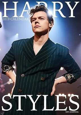 2019 Harry Styles A3 Calendar Wall Calender By 365