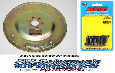 SFI-Rated Automatiic Transmission Flexplate SB FORD 351W 408W 164 Tooth 28oz