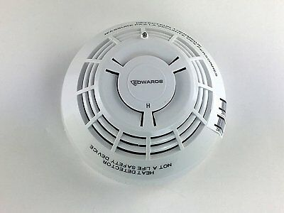 Edwards EST SIGA-HRD Fixed/ROR Heat Detector NIB