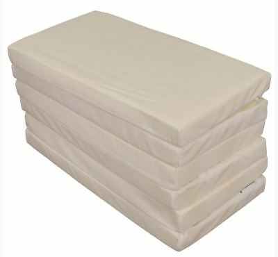 NEW MoD Army Issue FOLDING MATTRESS  for use with Camp Cot Bed - with Carry Case
