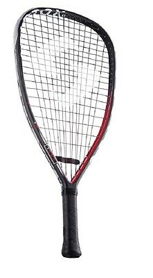 """Gearbox GBX1 185 Quad 3 15/16"""" Racquetball Racquet Red"""