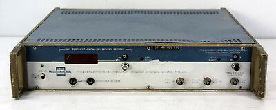 ADRET Type 4110 FREQUENZDIFFERENZ-INDIKATOR FREQUENCY DIFFERENCE INDICATOR (S36)
