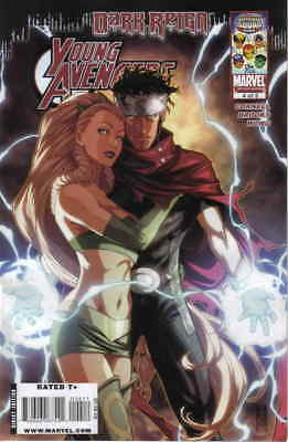 Dark Reign: Young Avengers #4 VF/NM; Marvel | save on shipping - details inside
