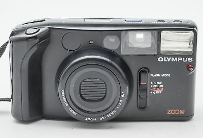 Olympus AZ-1 AZ1 Zoom Kompaktkamera Kamera Camera mit 35-70mm 3.5-6.7 Optik