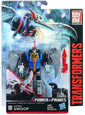 Transformers Power Of The Primes Deluxe Class Dinobot Swoop