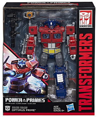 Transformers Power Of The Primes Leader Class Autobot Optimus Prime