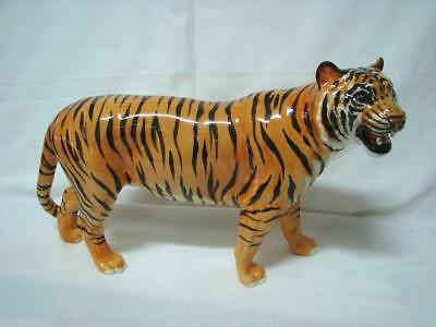 Vintage Beswick Lge Tiger Gloss  Perfect condition