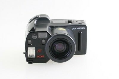 Olympus AZ-300 AZ 300 AZ300 Superzoom Bridgekamera mit Zoom Lens 38-105mm 4.5-6