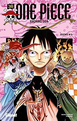 One Piece 36: Justice N?9 Eiichiro Oda Educa Books Corporate Author Shueisha