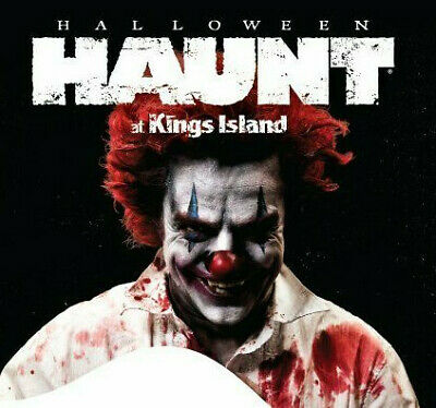 Kings Island Halloween Haunt Tickets Savings A Promo Discount Tool