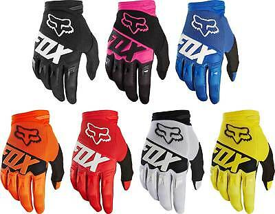 Fox Racing 2018 Dirtpaw MX Motocross Race Off-Road ATV Dirt Bike Gloves S13