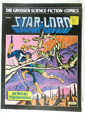 Die grossen Science-Fiction-Comics #  4 Starlord ( Ehapa Verlag Softcover ) Z 2