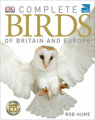 RSPB Complete Birds of Britain and Europe, ,