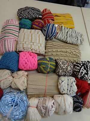 Large Lot Of  Assorted Vintage  Sewing Trim
