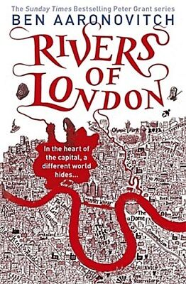 Rivers of London Ben Aaronovitch