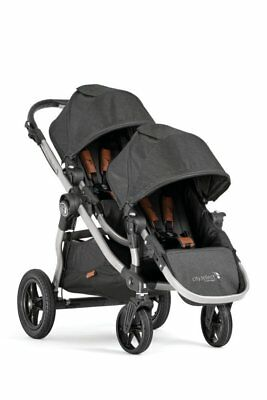 Baby Jogger 2018 City Select Double Stroller, Anniversary w/ Belly Bar Open Box!