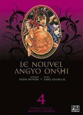 Le nouvel Angyo Onshi, Tome 7 et 8 : Volume double In-Wan Youn Kyung-Il Yang