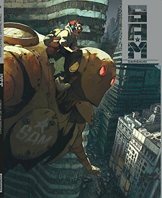 S.A.M., Tome 2 : Chasseurs de robot Richard Marazano Xiao Shang Dargaud 56 pages