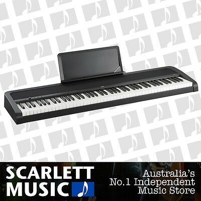 Korg B1 88 Note Digital Piano Black *BRAND NEW*  Update From The SP-170s 3YsWrty