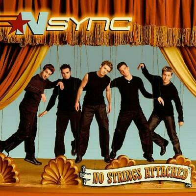 N Sync : No Strings Attached CD