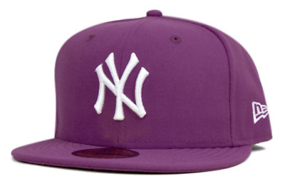 New era NY grape 59fifty Fitted Cap Hat Snapback Size - Infant (K88