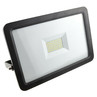 50W LED Security Light 240V IP65 Tilting Outdoor Floodlight 6000K 50 Watt