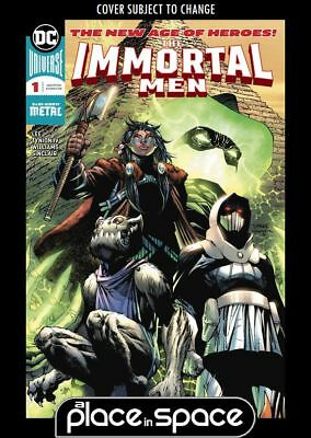 Immortal Men (Jim Lee)  #1 (Wk15)