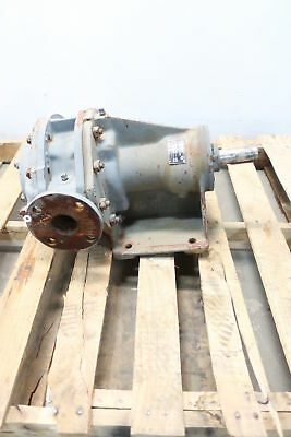 Nash CD-663 Liquid Ring Compressor Pump 3500rpm 2x2in