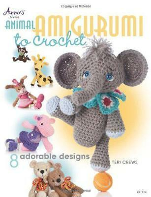 Animal Amigurumi to Crochet (Annie's Crochet) by Teri Crews | Paperback Book | 9