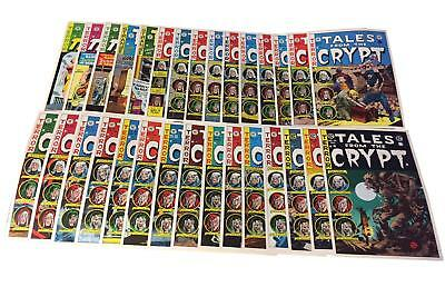 Tales From The Crypt Set of 30 Full Cover Covers No. 17 through No. 46 1979