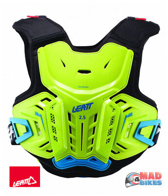 ONEAL Peewee Chest Guard Motocross Bambini protezioni top 2019-Giallo Neon M