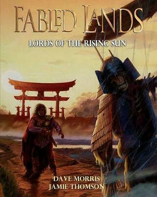 Lords of the Rising Sun: Large Format Edition by Dave Morris Paperback Book Free
