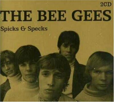 Bee Gees : Spicks & Specks CD Value Guaranteed from eBay's biggest seller!